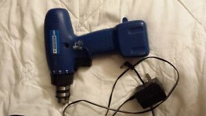 Mastercraft Cordless Drill with charger