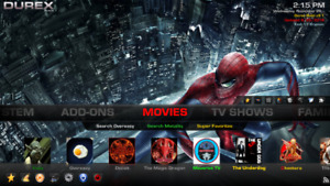 Will Install updated Kodi on ANY laptop same day lowest price