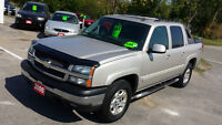 2006 CHEVROLET AVALANCHE Z71 **** LOADED **** Extra Nice $9995
