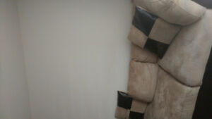 Sectional sofa good condition