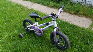 Bicycle for toddler