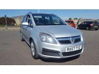 Vauxhall/Opel Zafira 1.6i 16v 2007MY Life ,Full Year Mot