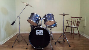 CB Drum kit - Good Condition