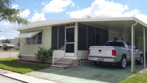CLEARWATER 2 Bed 2 Bath Double Wide Mobile Home For Rent