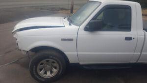 2009 Damaged Ford Ranger 2wd