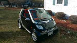 2006 Smart Car Cabriolet Diesel