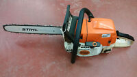 STIHL MS362 CHAIN SAW - 2 YEARS OLD - PROFESSIONAL SAW!!