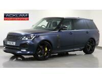 2018 Land Rover Range Rover 2018 68 Range Rover 5.0 V8 Autobiography LWB OVERFIN