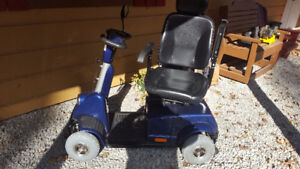 fortress 1700dt scooter - $700 OBO