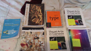 Art Textbooks for sale!