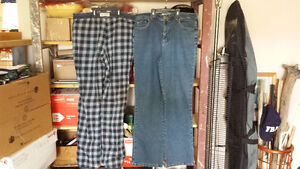 Wind River Flannel Lined Jeans