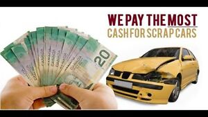 ABSOLUTELY BEST CASH 4 SCRAP CARS