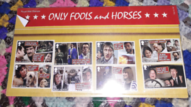 ONLY FOOLS HORSES SPECIAL EDITION STAMP SET