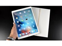 """iPad Pro 12.9"""", 128mb, factory unlocked 3G/4G, with case. New condition"""