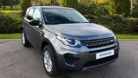 2018 Land Rover Discovery Sport 2.0 TD4 180 SE 5dr + Fixed Pan Automatic Diesel