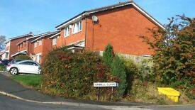 Double bedroom in three bedroom detached property, no deposit,weekly rent £98