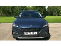 Ford Focus 1.0 EcoBoost Hybrid mHEV 125 Active X Edition 5dr Hatchback Petrol Ma