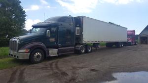 Truck & trailer unit