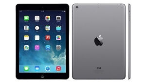 Apple iPad Air Space Grey 128GB mint /w case, screen protector.
