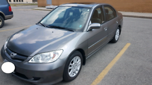 2005 Honda Civic LX 4 Door