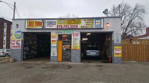 ALL TIRE SERVICES &MORE  (A CLASS MECHANIC ON DUTY) Windsor Region Ontario image 4