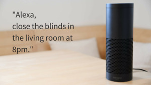 FREE $250 hub with purchase of any Automated Cellular Blinds