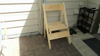 new outdoor folding wood chair