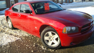 2007 Dodge Charger V6 Automatic.