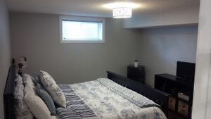 Bedroom with separate ensuite and walkin closet available