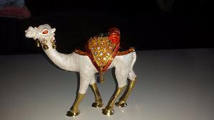 Beautiful Jewel Encrusted Camel Edmonton Edmonton Area image 1