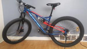 My Bike was stole  from   KFC Niagara street Parking