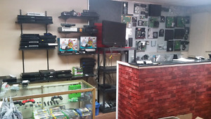 Level 2 video games and Repairs