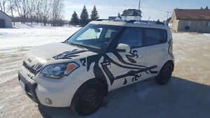 Used 2010 Kia Soul 4u Hatchback