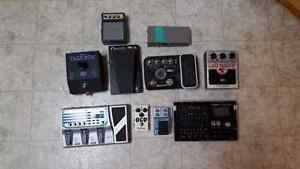 Effects Pedals For Sale