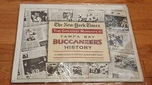 Buccaneers History - New York Times Historic Newspaper