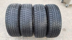 Pirelli Ice Control 195/65r15 Winter Tires on VW Rims