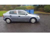 2003 53 PLATE Vauxhalll Astra 1.6i Club