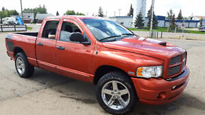 Trade dodge 2005 1500 daytona 4x4 for muscle car