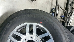 Ford Superduty tires and rims
