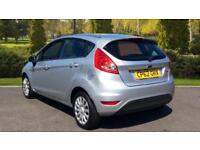 2012 Ford Fiesta 1.25 Edge (82) Manual Petrol Hatchback