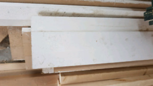 MDF casing and base