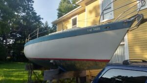 Grampian 28 Sailboat