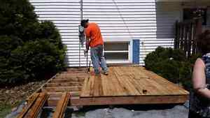 Carpenter for Hire, Moving Inspection Compliance Specialist