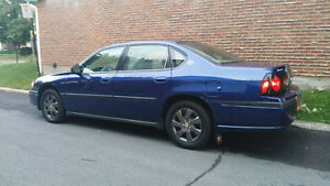 *2005 CHEVROLET IMPALA-142,000KM CERTIFIED-IMMPECCABLE CONDITION