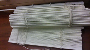 Various Blinds - Wooden, Vinyl, Cellular and Aluminum