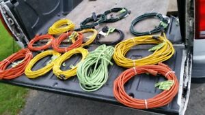 OUTDOOR EXTENSION CORDS FOR SALE