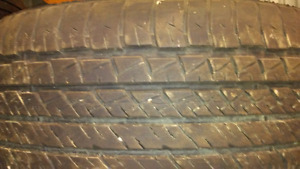 Set of used 225/45ZR18