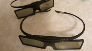 Active Samsung 3D Glasses