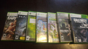 Xbox 360 used games