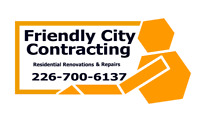 Friendly City Contracting - Renovations and Repairs